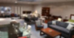 Salón de venta, Antequera Muebles