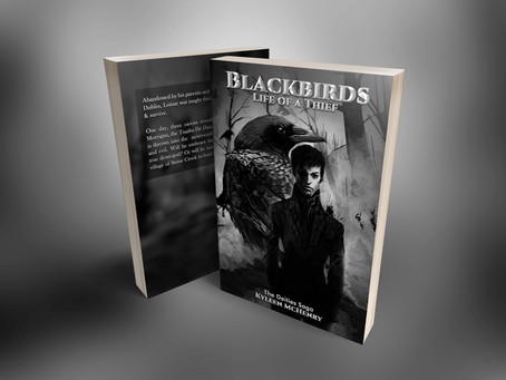 Blackbirds: Life of a Thief, The Deities Saga Book 1: Upcoming Giveaway & More
