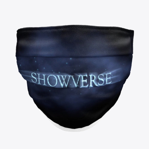 Showverse's Cloth Face Mask