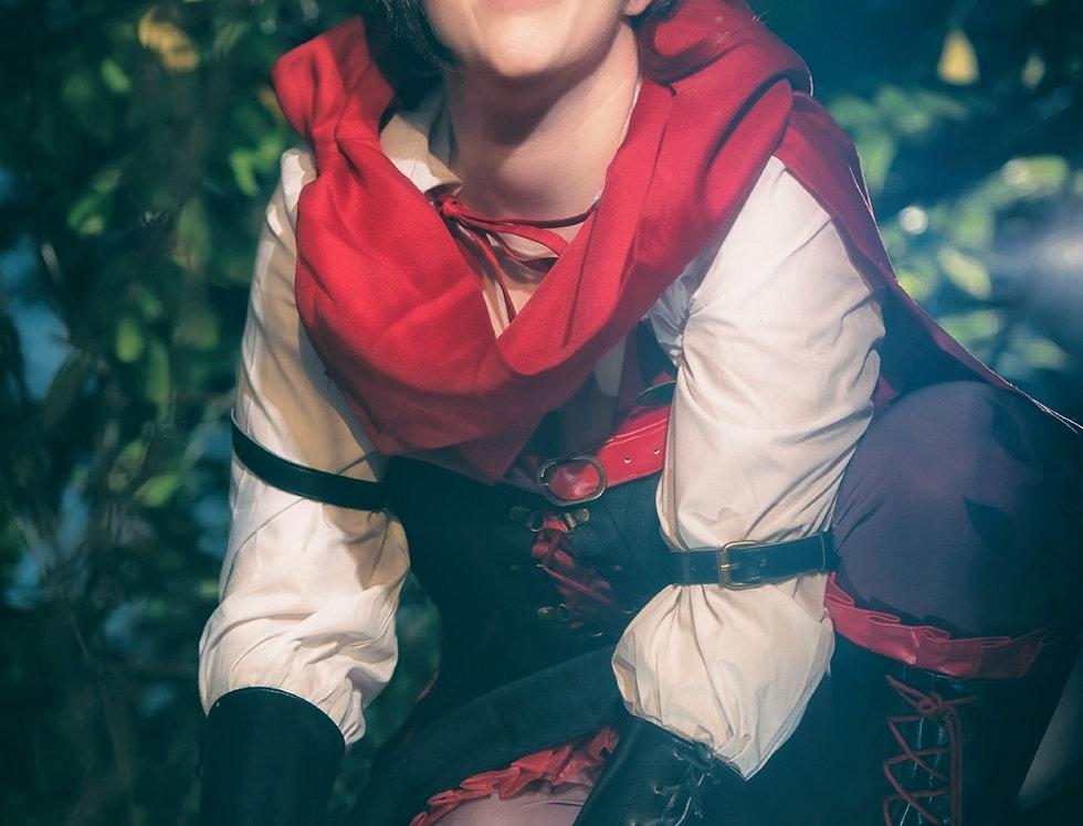 Ruby Rose #2: Bees Knees