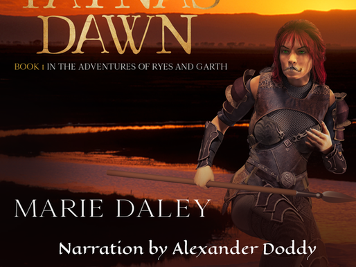Tayna's Dawn (The Adventures of Ryes and Garth, 1)