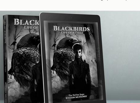 Blackbirds Kickstarter Campaign