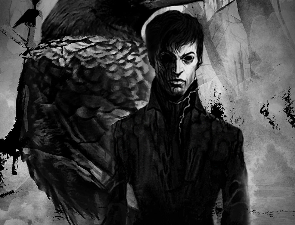 Blackbirds: Life of a Thief (The Deities Saga Book 1)