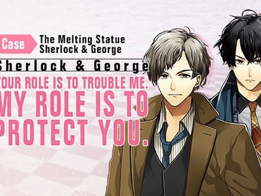 Shall We Date? Guard Me, Sherlock