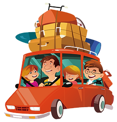png-transparent-family-riding-camper-van