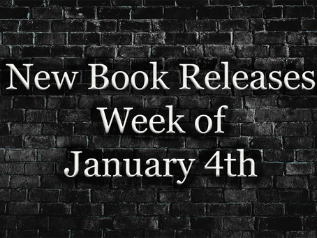 New Releases: Week of January 4th, 2021