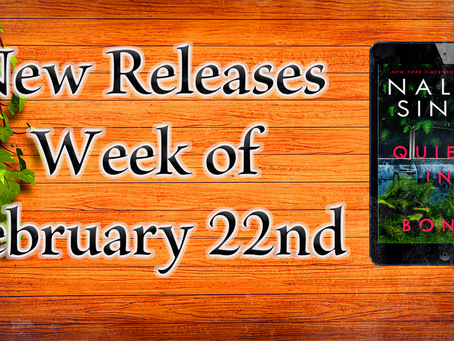 New Releases for Week of February 22nd