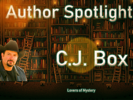 Author Spotlight: CJ Box