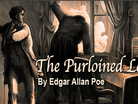 Classic Short Story Mystery: The Purloined Letter