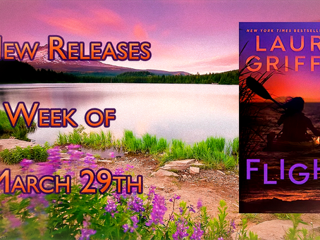 This Week's New Mystery Book Releases
