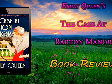 Book Review: The Case At Barton Manor