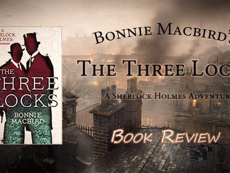 Book Review: The Three Locks