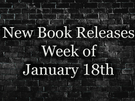 New Releases: Week of January 18th