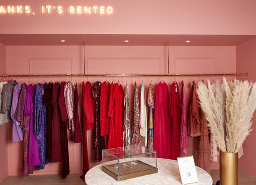 The Rise of Fashion Rental
