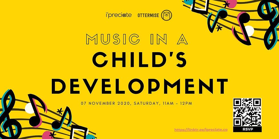 Music In A Child's Development