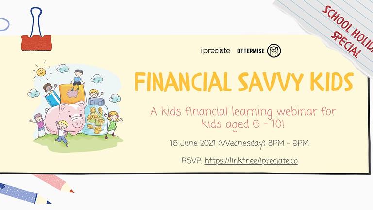 Financial Savvy Kids