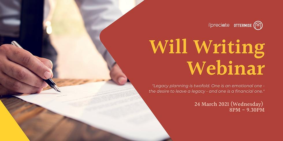 Will Writing