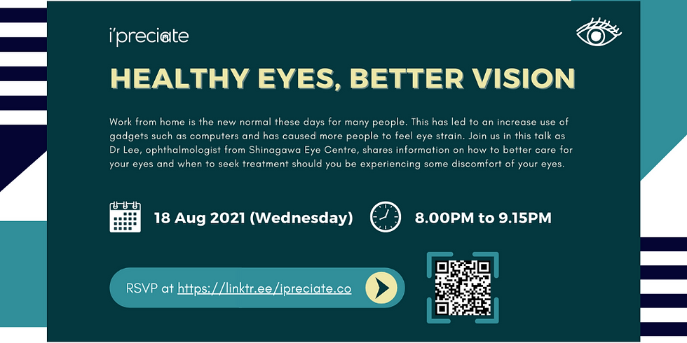 Healthy Eyes, Better Vision