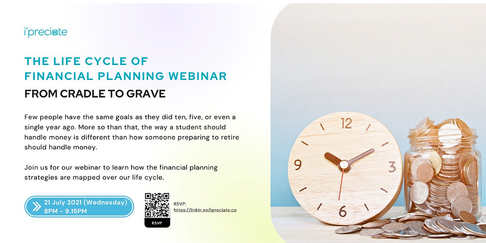 The Life Cycle Of Financial Planning: From Cradle To Grave
