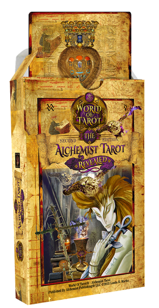 The Alchemist Revealed Tarot