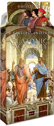 Platonic Academy Tarot by Londa R. Marks
