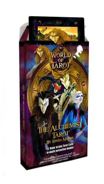 The Alchemist Tarot