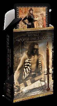 Kismet, Way Of The Sword Tarocchi by Londa R. Marks