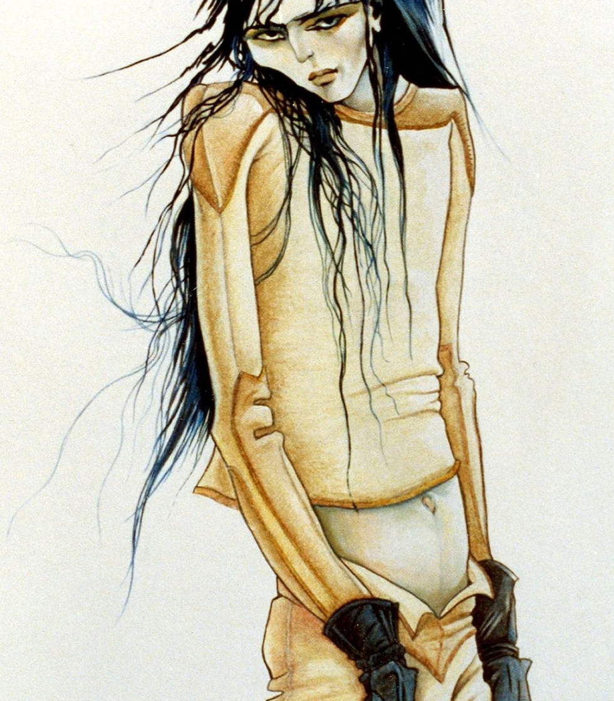 Fashion Character Illustration