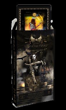 Kismet, Way Of The Sword Major Arcana by Londa R. Marks