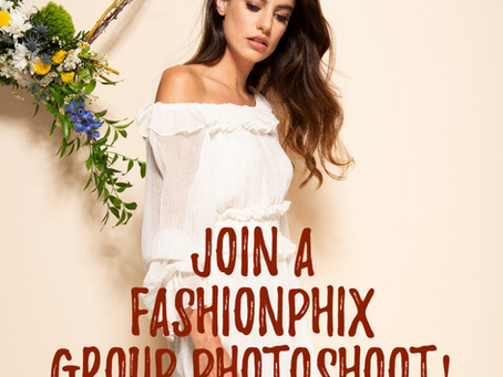 Got Pics?  Participate in a Fashionphix Group Photoshoot!