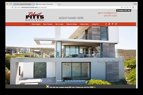 Techphix Advanced Plus Website