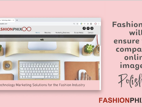Fashionphix Website Development and Maintenance