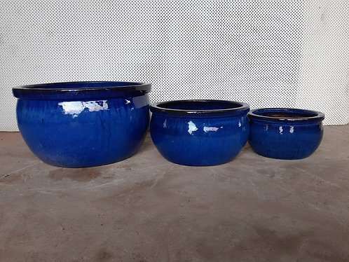 72109 Siagon Bowl Falling Blue