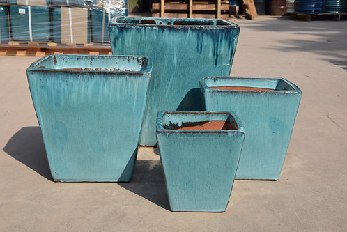 72060 Grange Pot Caribbean Blue