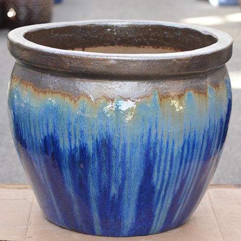 71860 Thick Rim Bronze over Blue