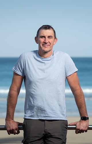 Corey McKernan, former AFL, MVP & premiership player, & founder of Walk With Me