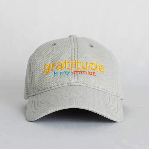 Gratitude Is My Attitude Hat