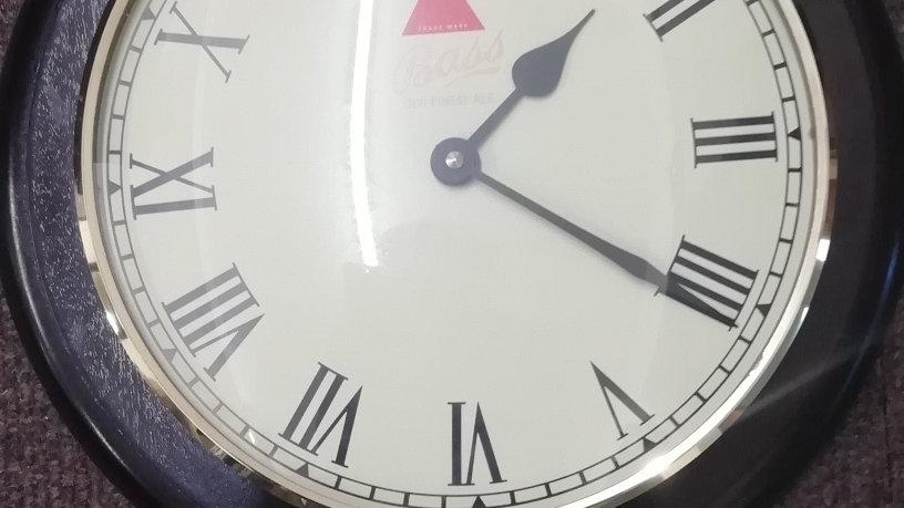 Authentic Bass Pub Clock