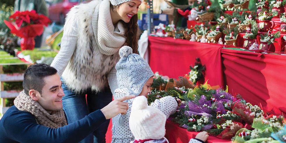 Stonham Barns Christmas Craft Market