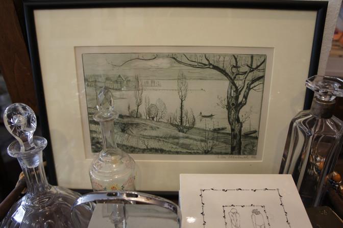 Grafik Antik Galerie Sehenswert