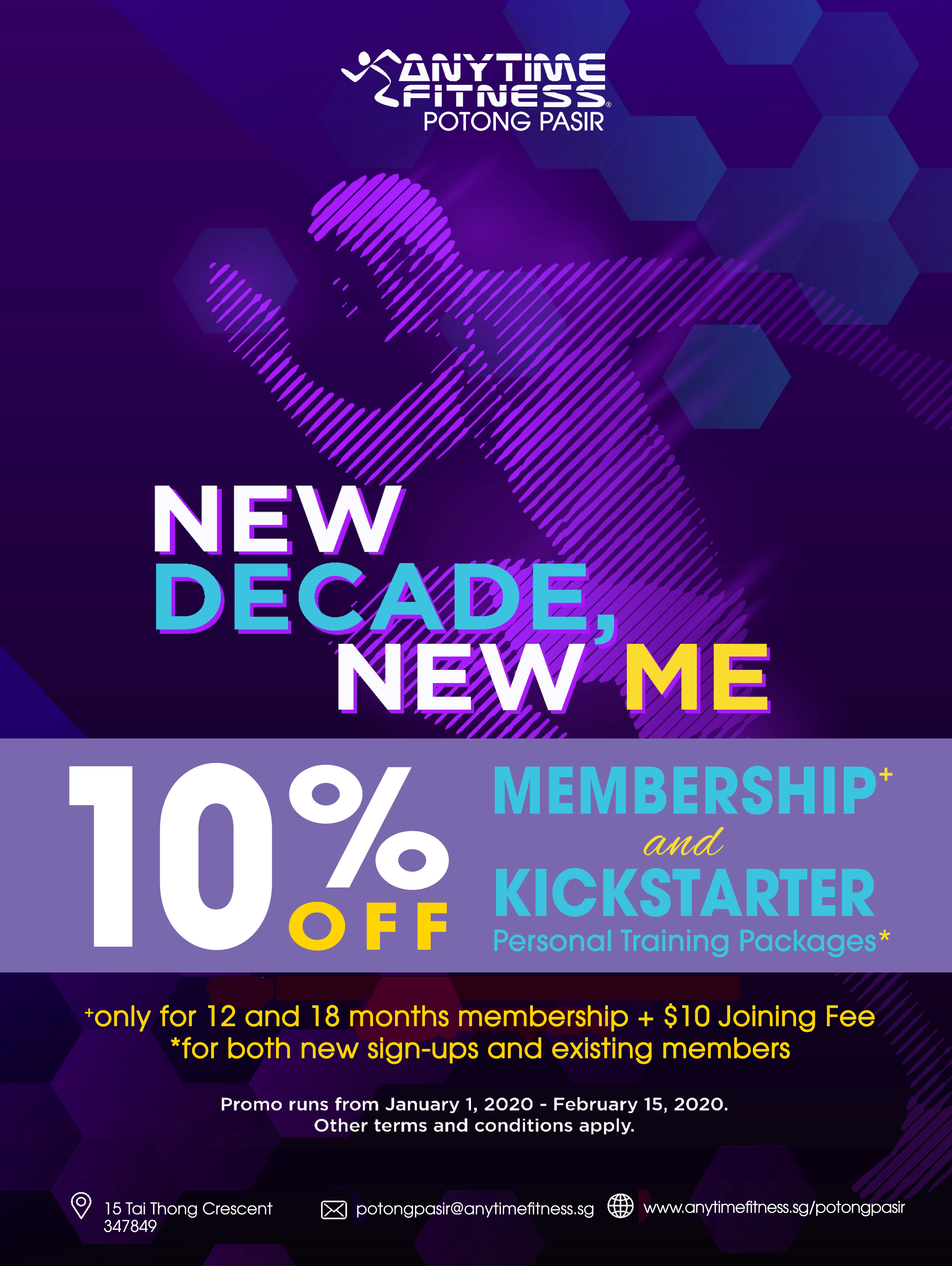 Anytime Fitness 1 Year Membership Cost - Fitness Walls