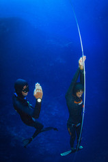 Freediving - the journey to yourself