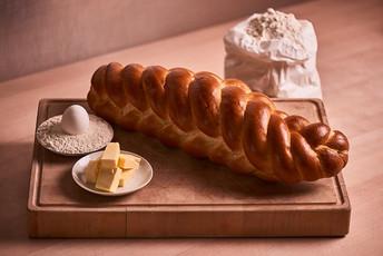 Butterzopf 900 gr.