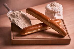 Hot-Dog Brot