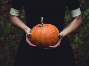 Approfittando di Halloween,  cucinate zucca !