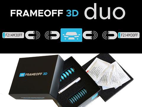 FRAMEOFF 3D DUO