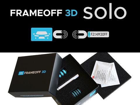 FRAMEOFF 3D SOLO