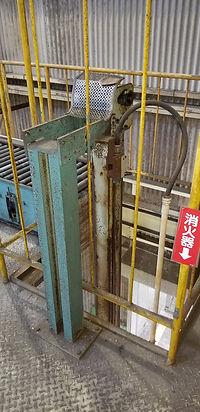 簡易エレベーター調整