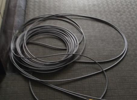 リフト荷物用ワイヤーロープ