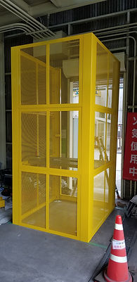 簡易エレベーター